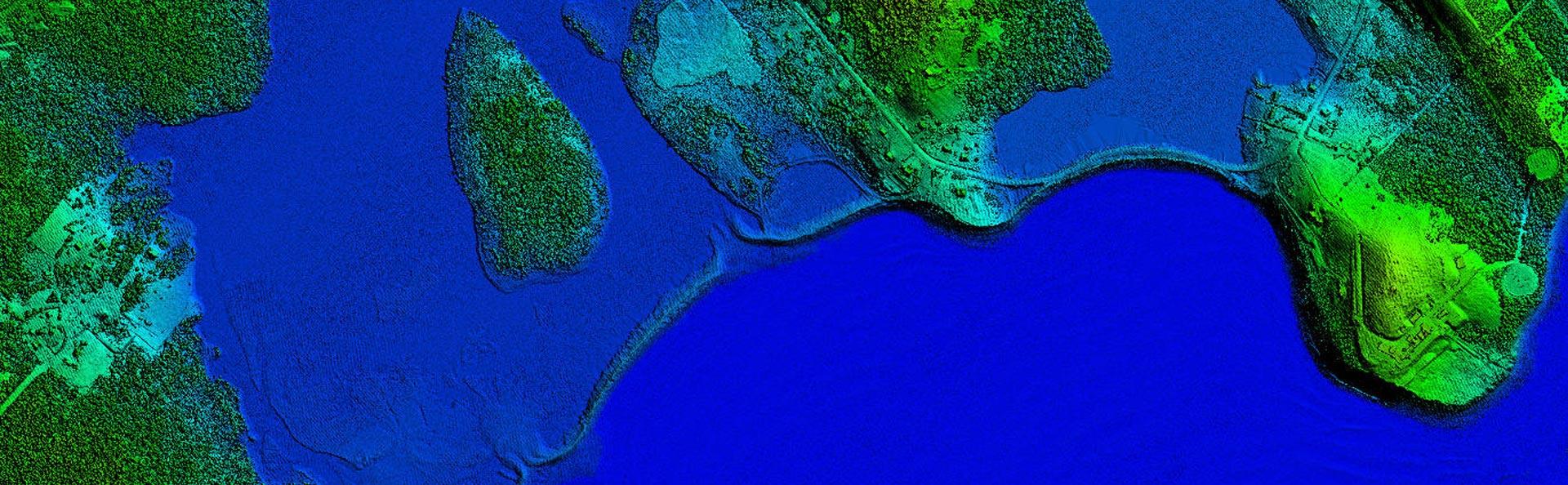 PHB : Lidar, Geomatics , Surveyors